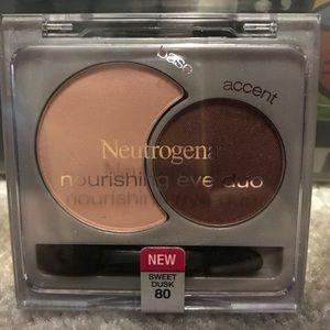 Neutrogena Makeup - Neutrogena nourishing eye duo